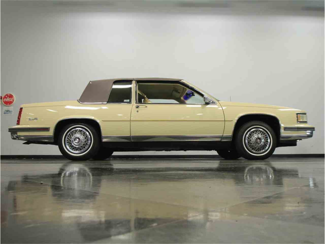 Large Picture of '87 Cadillac Coupe DeVille Offered by Streetside Classics - Charlotte - IWQX