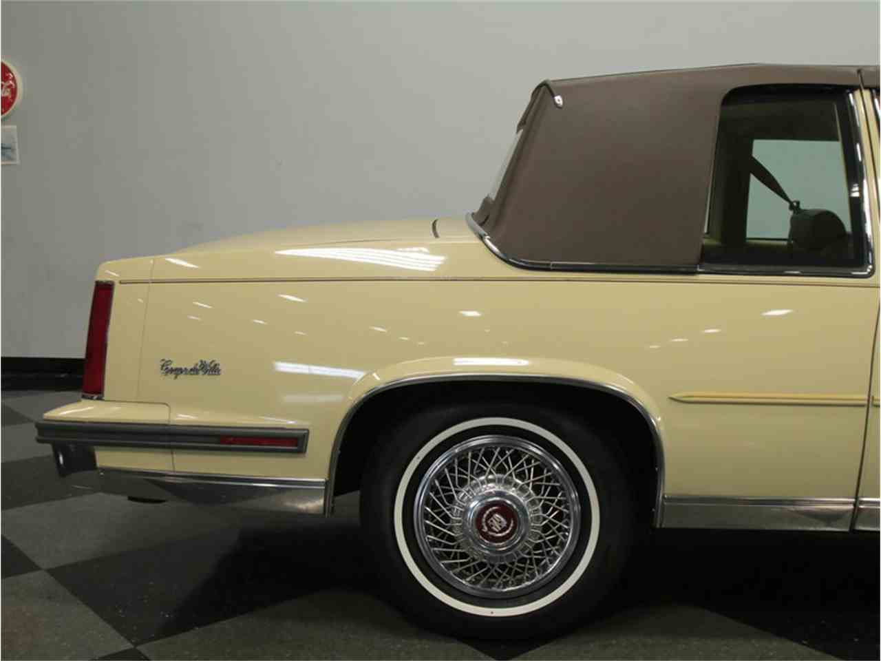 Large Picture of '87 Cadillac Coupe DeVille located in North Carolina - $6,995.00 - IWQX