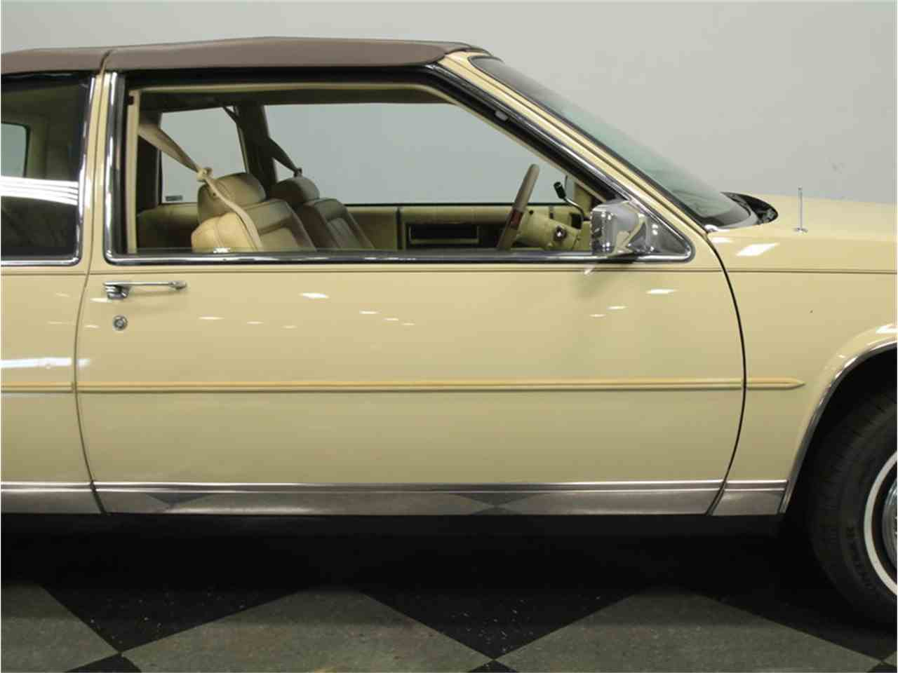 Large Picture of '87 Cadillac Coupe DeVille - IWQX