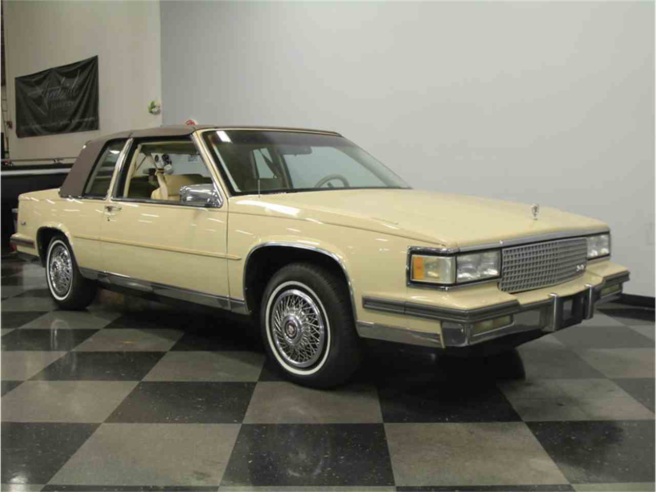 Large Picture of '87 Coupe DeVille located in Concord North Carolina Offered by Streetside Classics - Charlotte - IWQX