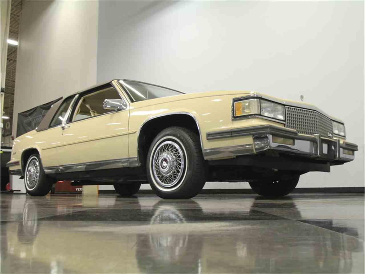 Large Picture of 1987 Coupe DeVille located in North Carolina Offered by Streetside Classics - Charlotte - IWQX