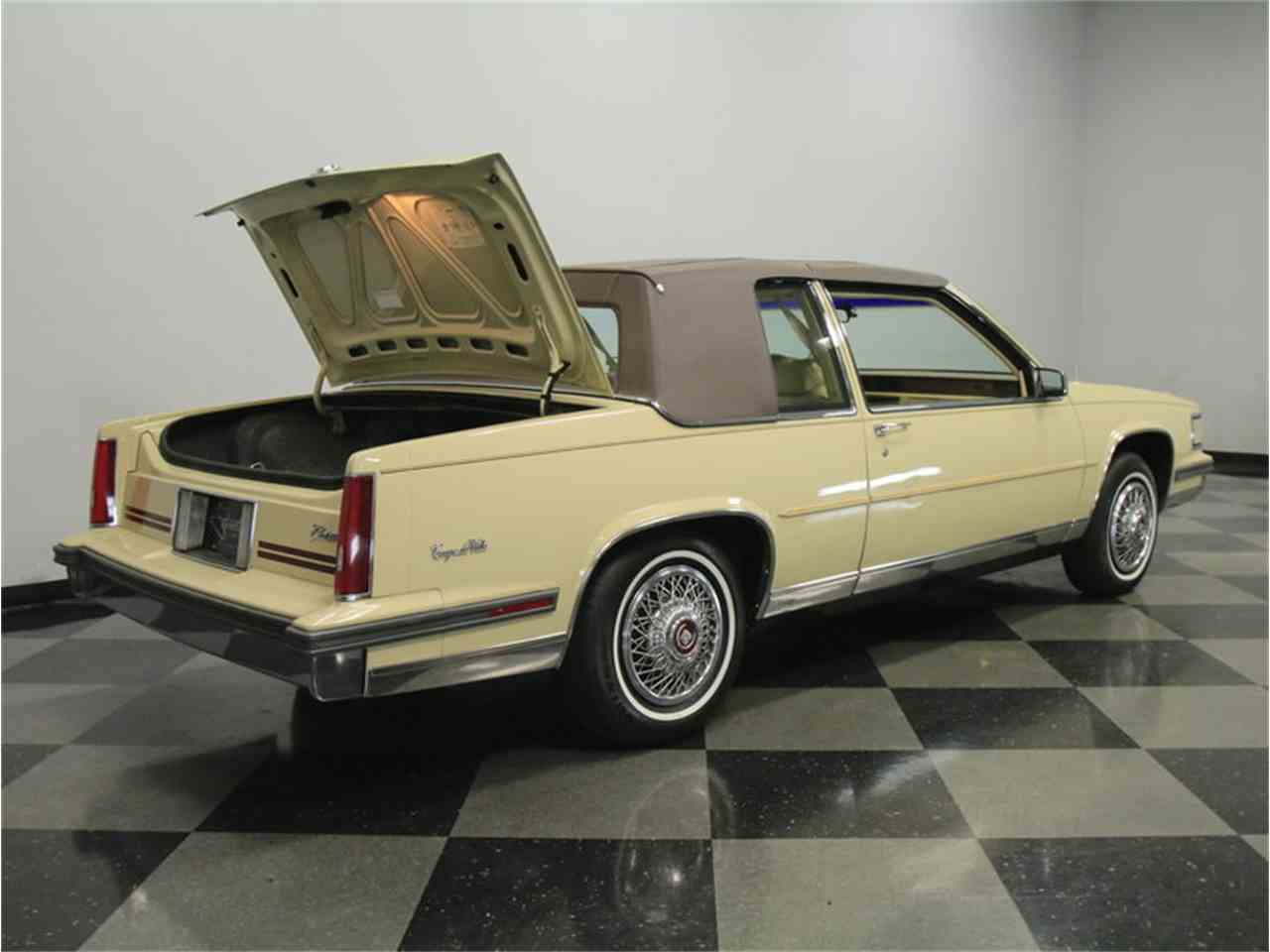 Large Picture of 1987 Cadillac Coupe DeVille - IWQX