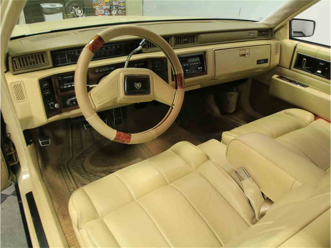 Large Picture of '87 Cadillac Coupe DeVille - $6,995.00 Offered by Streetside Classics - Charlotte - IWQX