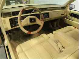 Picture of 1987 Cadillac Coupe DeVille located in Concord North Carolina Offered by Streetside Classics - Charlotte - IWQX