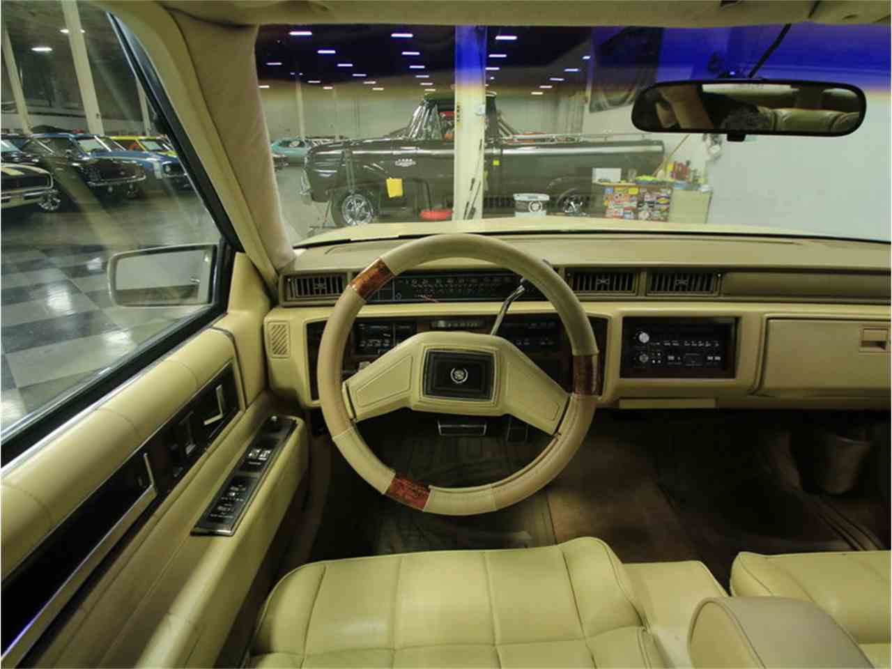 Large Picture of '87 Cadillac Coupe DeVille located in North Carolina - IWQX