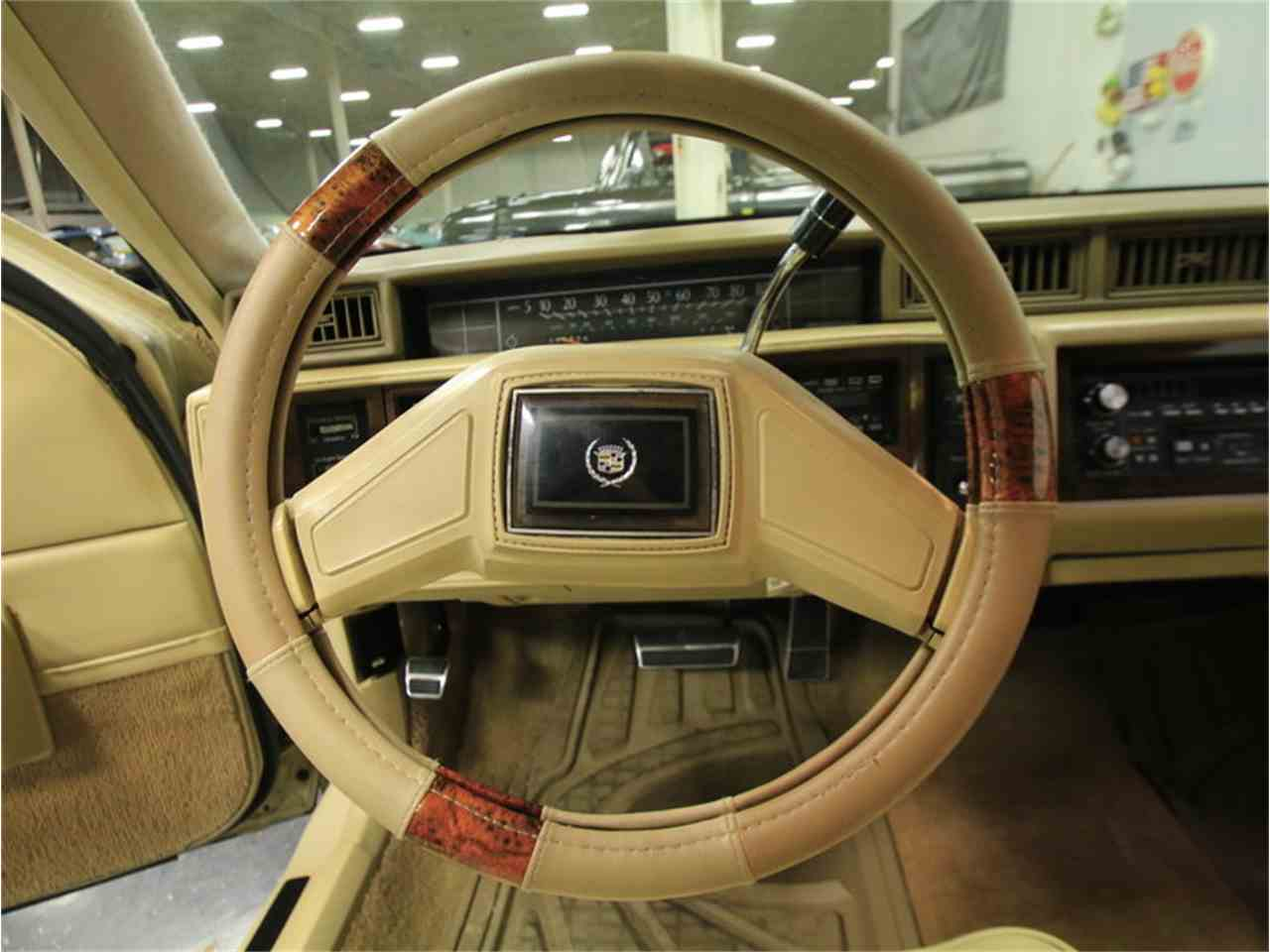 Large Picture of '87 Cadillac Coupe DeVille - $6,995.00 - IWQX