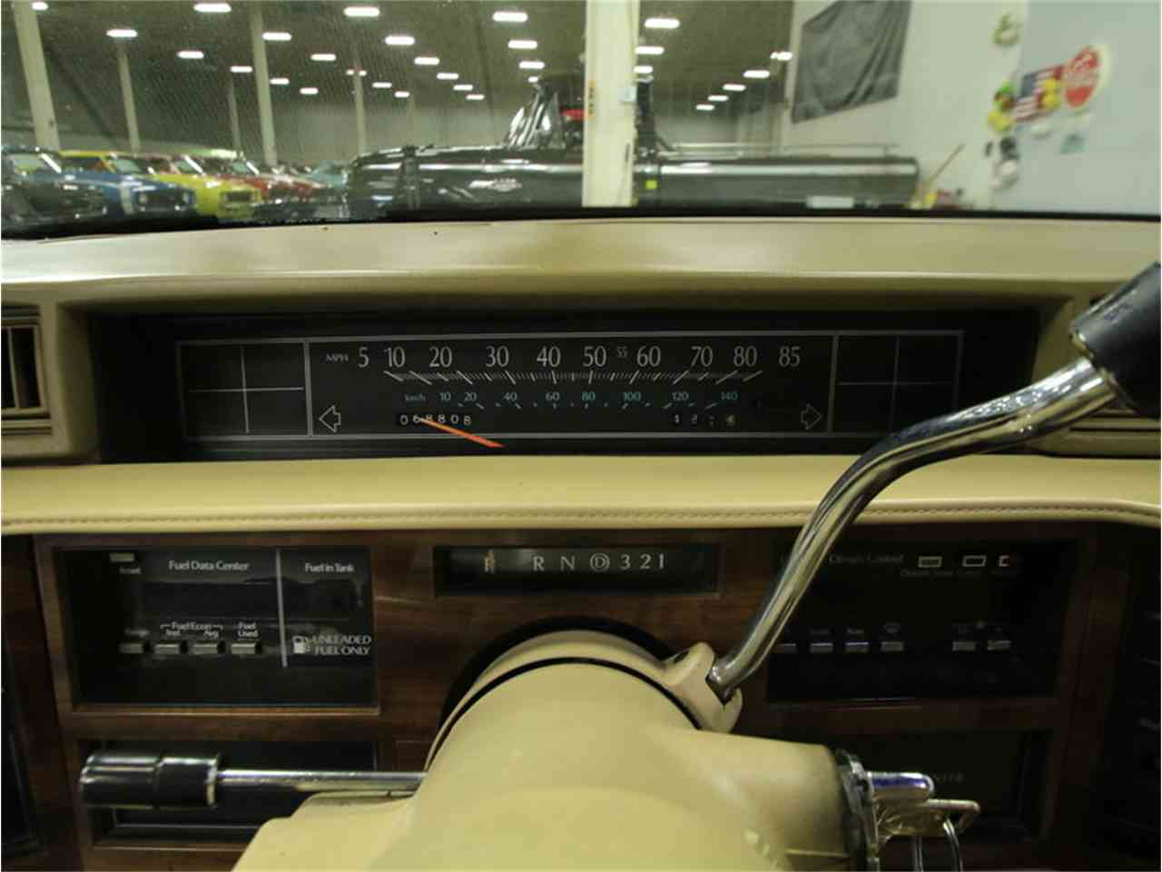 Large Picture of 1987 Cadillac Coupe DeVille located in Concord North Carolina - IWQX