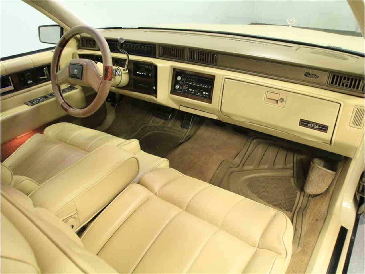 Large Picture of '87 Cadillac Coupe DeVille located in North Carolina - $6,995.00 Offered by Streetside Classics - Charlotte - IWQX