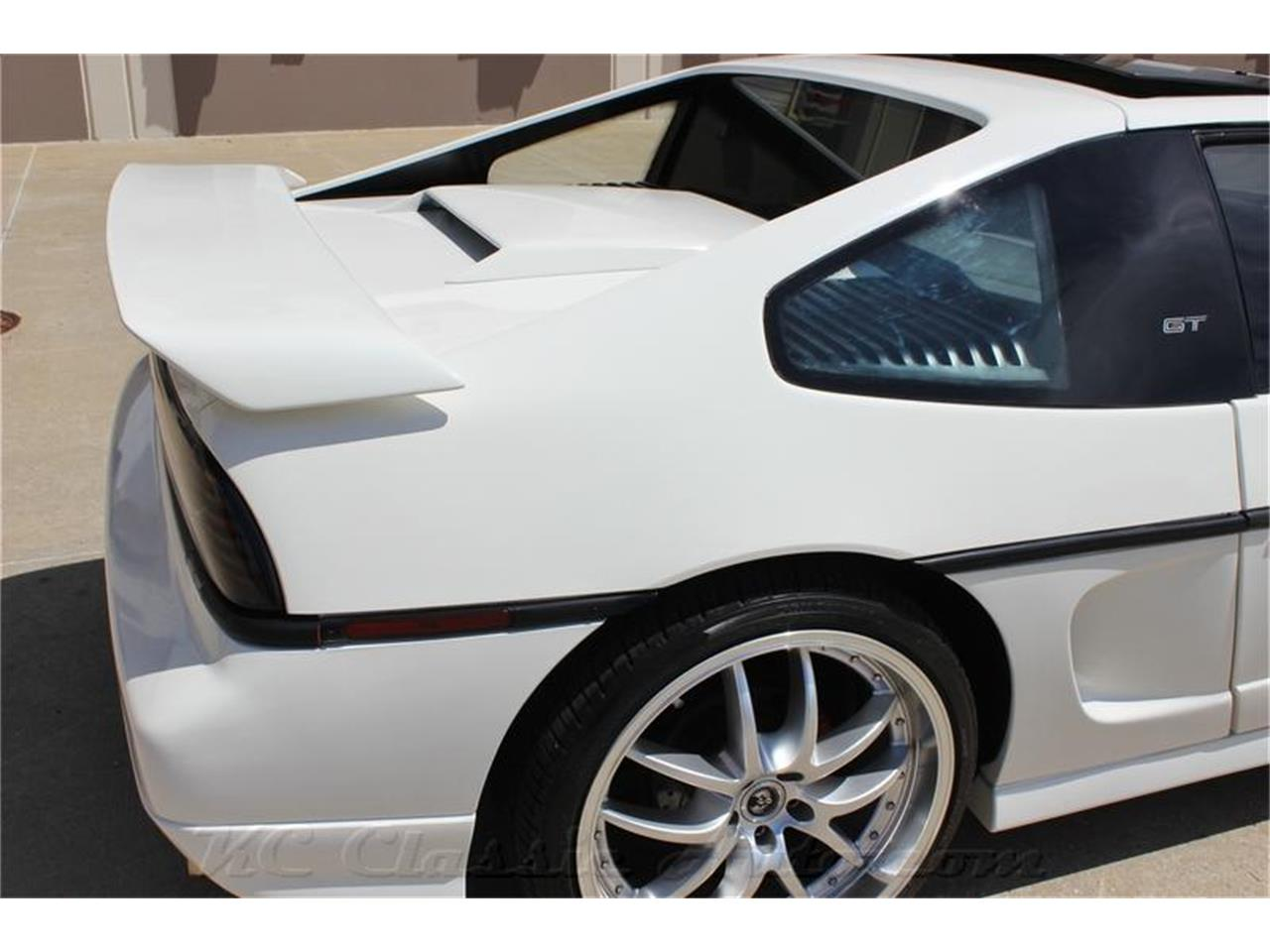 1986 Pontiac Fiero Gt Custom For Sale Cc 882278 Automatic Large Picture Of 86 Iwrq