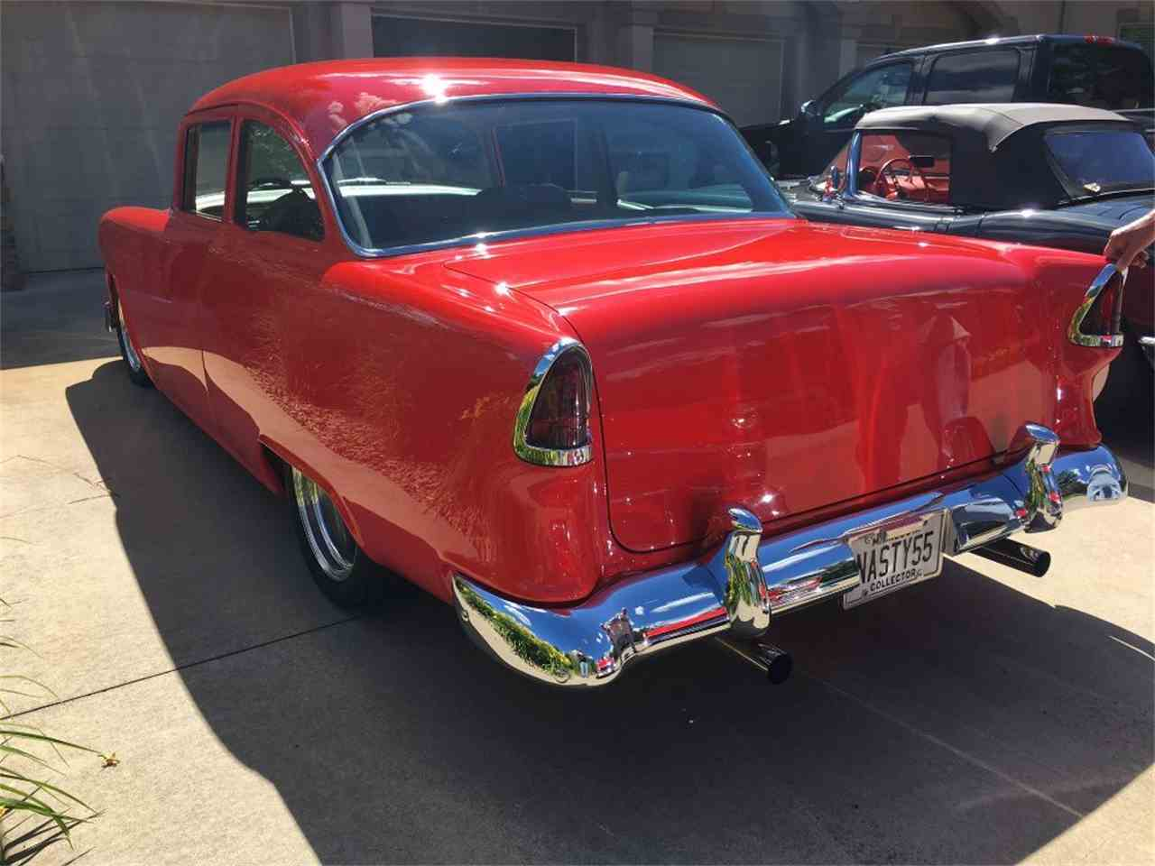 Large Picture of '55 BEL AIR CUSTOM MOD - IWT9