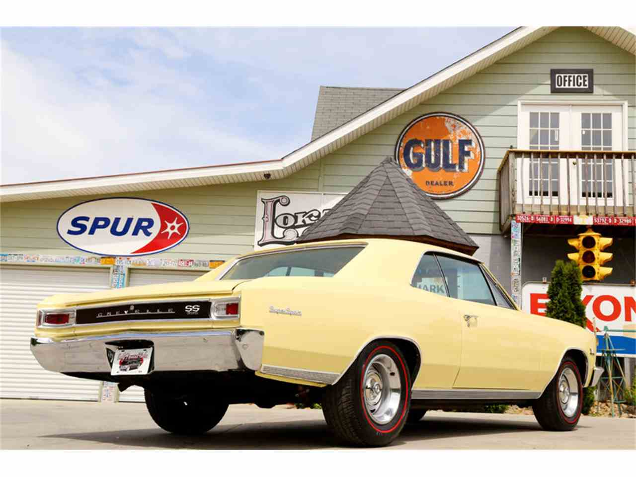 Large Picture of '66 Chevelle SS - IWTG