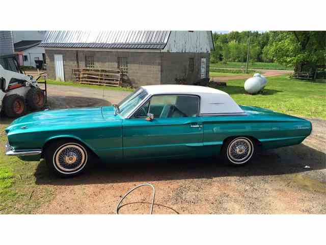 Picture of '66 Thunderbird - IWTS