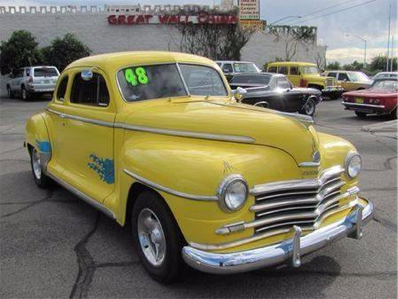 1948 Plymouth Business Coupe For Sale Cc 882469 Large Picture Of 48 Iwx1
