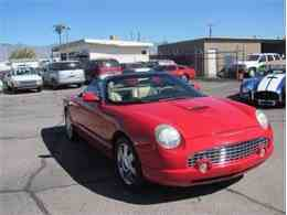 Picture of 2004 Thunderbird located in Tucson Arizona - $15,500.00 Offered by Suburban Motors - IWX5