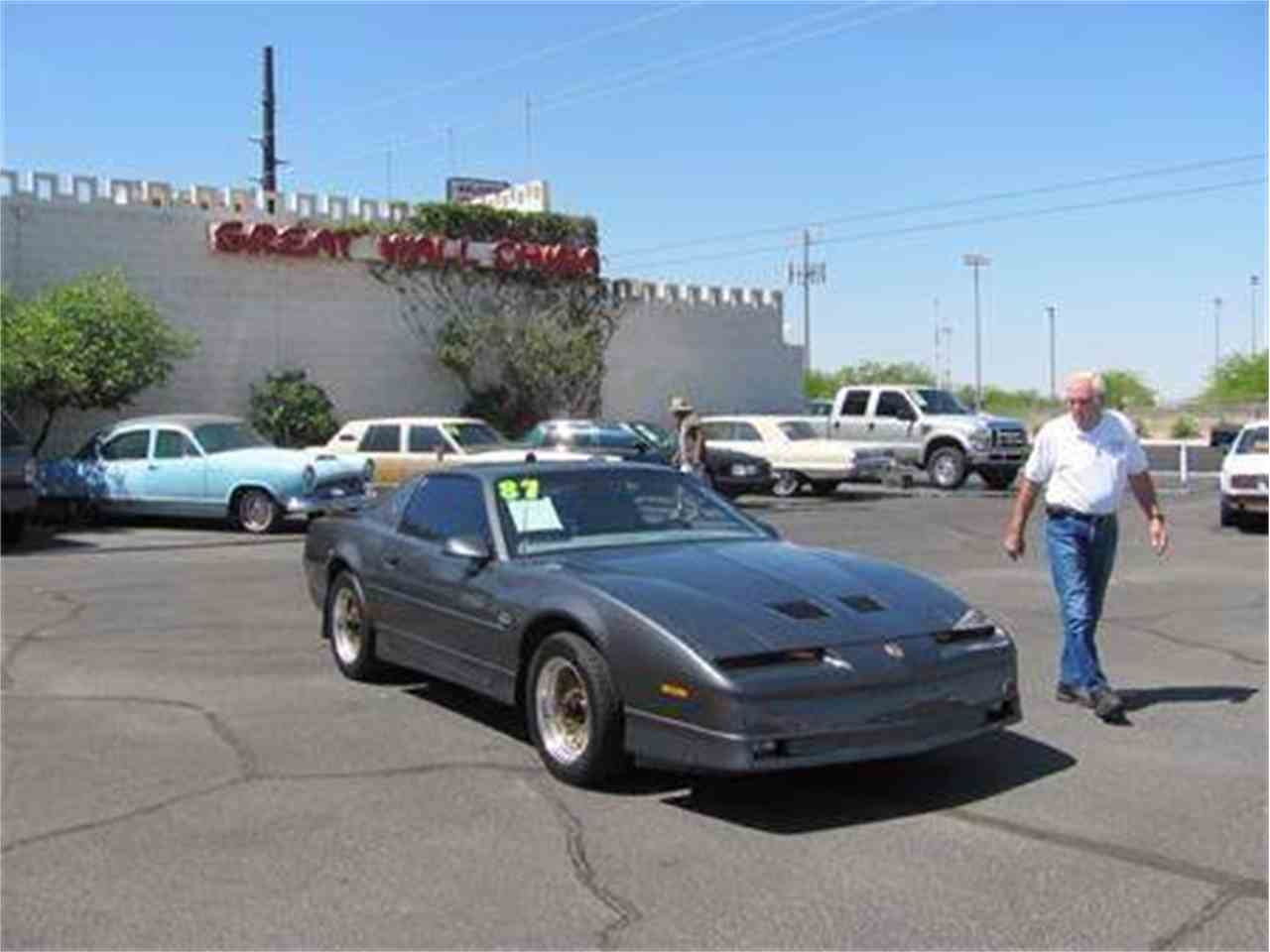 Large Picture of 1987 Firebird Trans Am located in Arizona - $14,995.00 Offered by Suburban Motors - IWX6