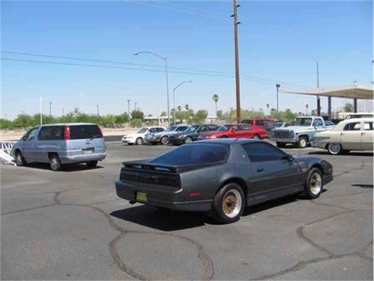 Large Picture of 1987 Firebird Trans Am located in Tucson Arizona - $14,995.00 - IWX6