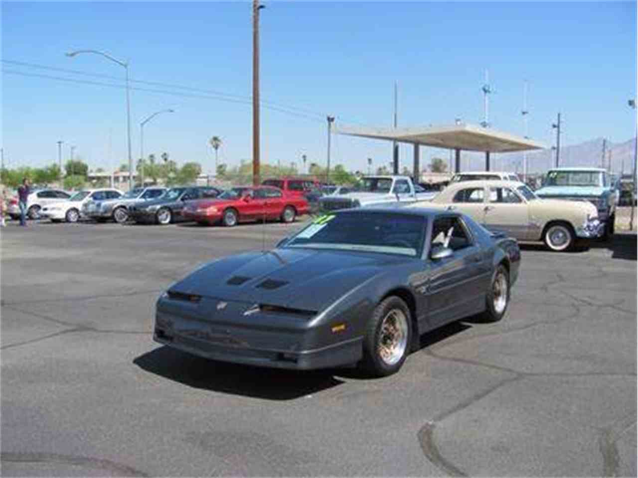 Large Picture of '87 Pontiac Firebird Trans Am - $14,995.00 - IWX6