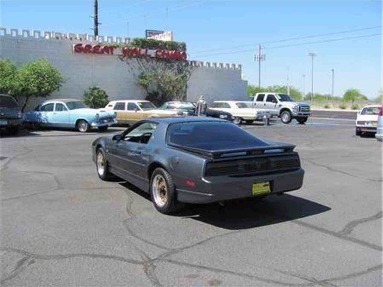 Large Picture of 1987 Pontiac Firebird Trans Am Offered by Suburban Motors - IWX6