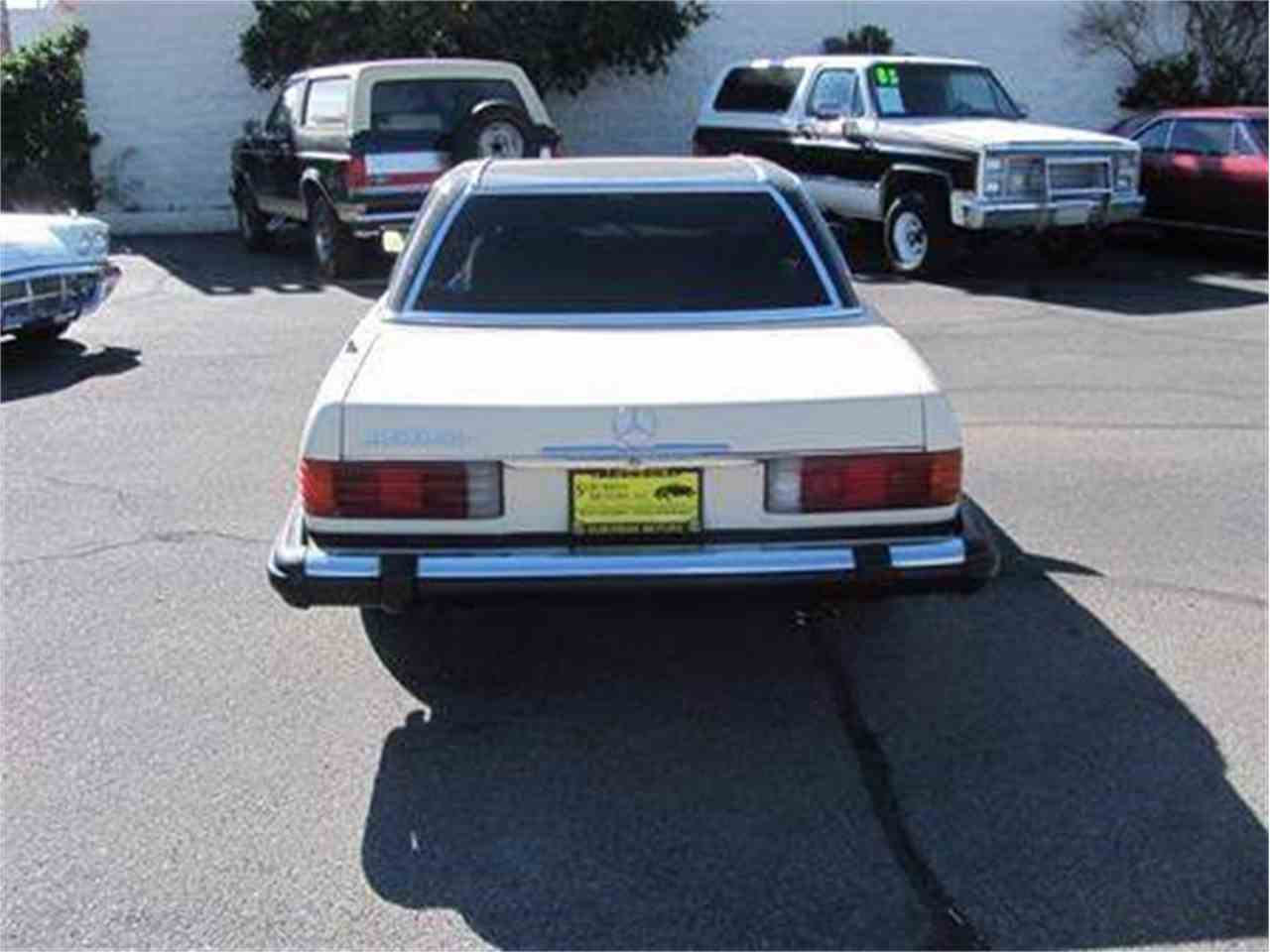 Large Picture of '80 450SL - IWXG