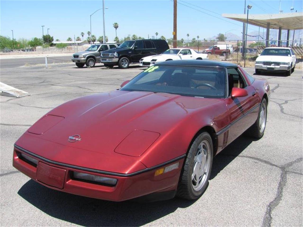 1988 Chevrolet Corvette For Sale Classiccars Com Cc 882490