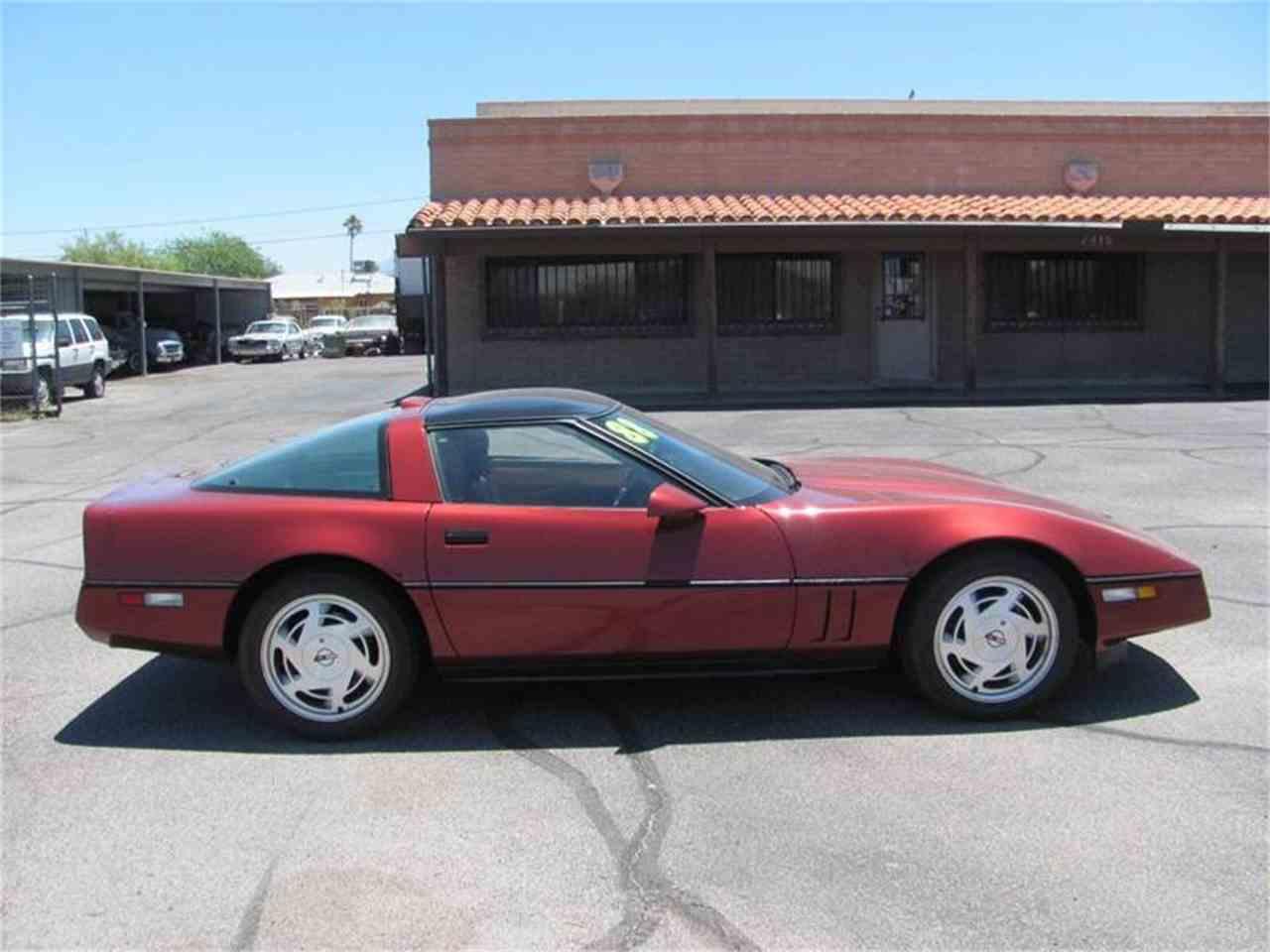 Large Picture of '88 Chevrolet Corvette - IWXM