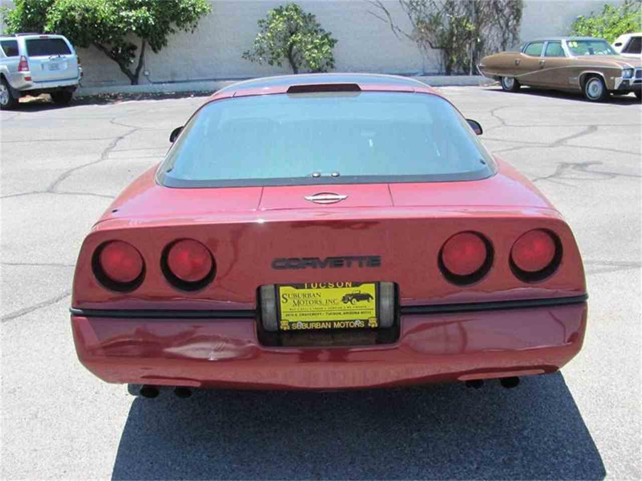 Large Picture of 1988 Chevrolet Corvette - IWXM