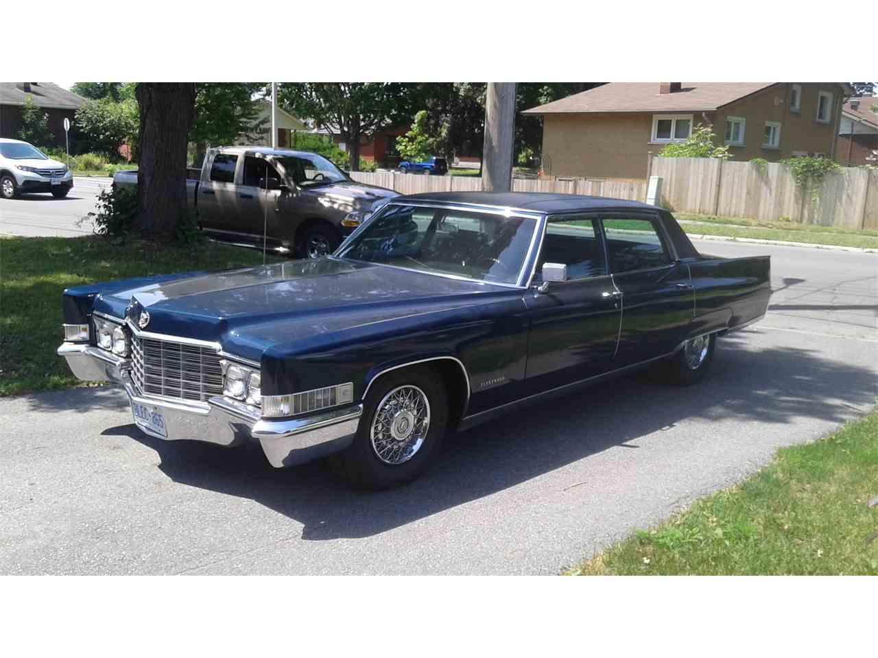 1969 Cadillac Fleetwood for Sale | ClicCars.com | CC-882494