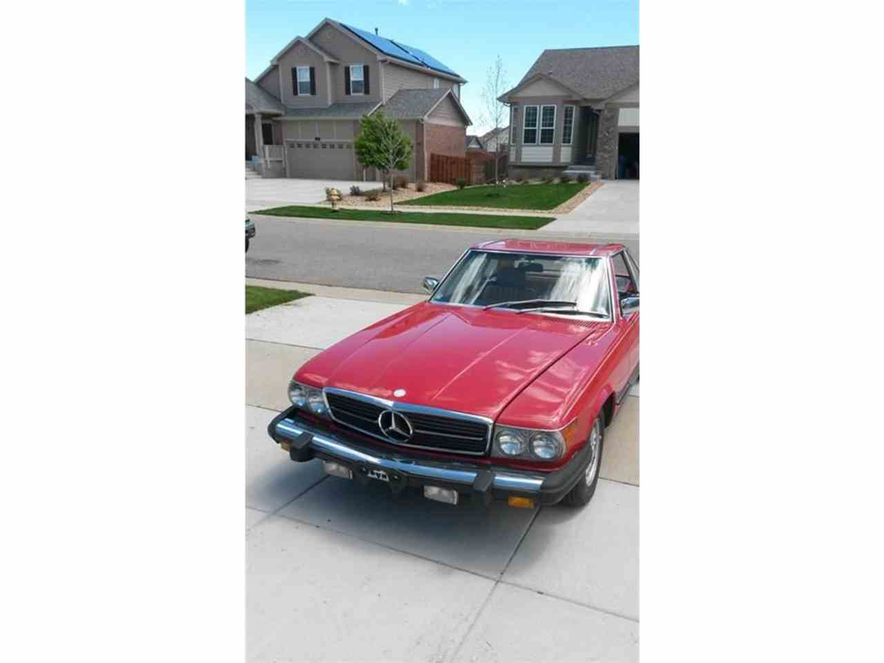 Large Picture of '81 380SL - IWXX