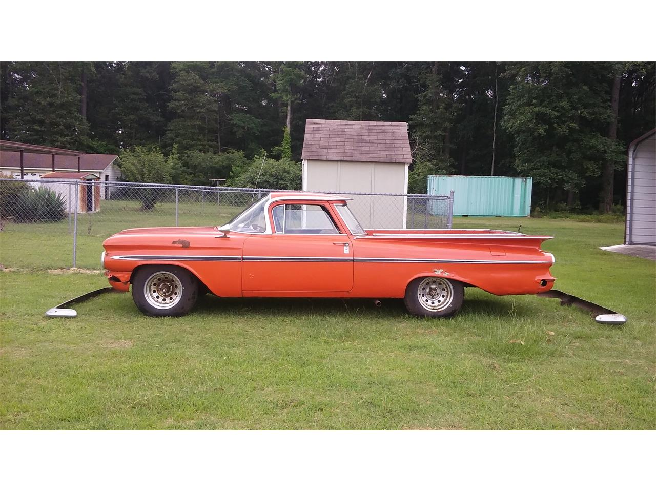 Large Picture of 1959 Chevrolet El Camino located in South Carolina - IWY1