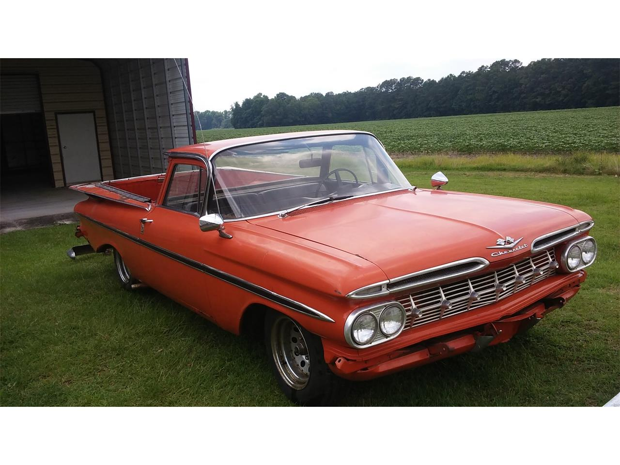 Large Picture of 1959 El Camino located in Darlington South Carolina - $9,500.00 Offered by a Private Seller - IWY1
