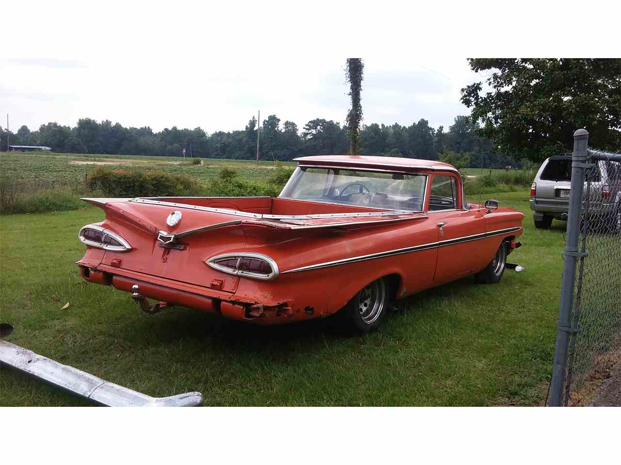 Large Picture of 1959 Chevrolet El Camino Offered by a Private Seller - IWY1