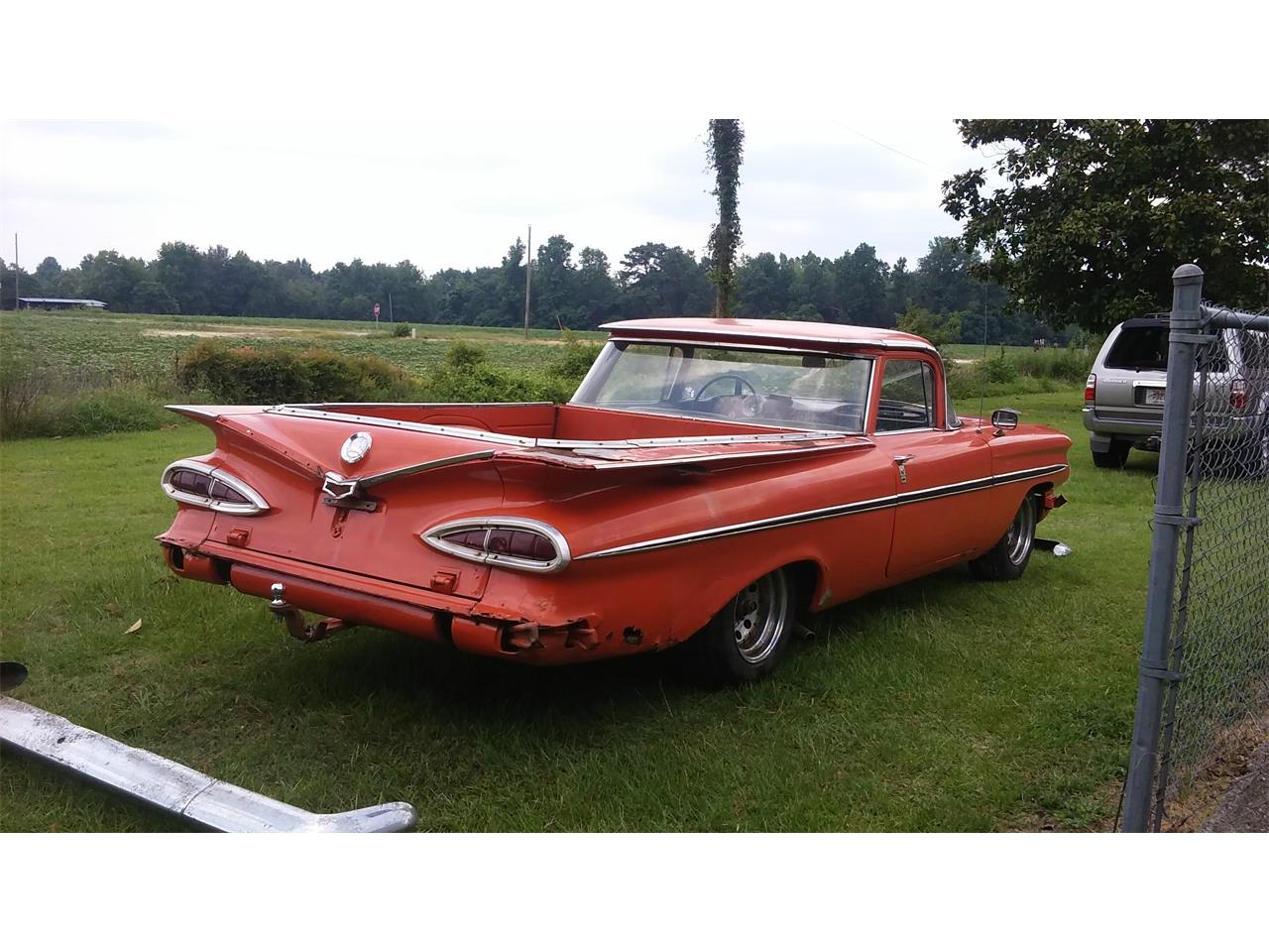 Large Picture of 1959 El Camino located in Darlington South Carolina - IWY1