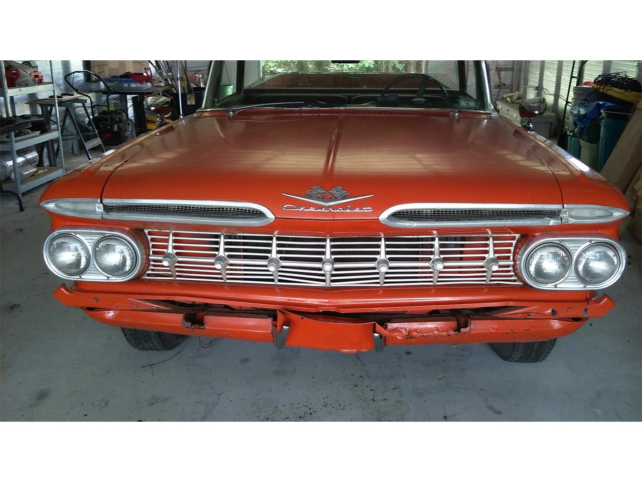 Large Picture of '59 El Camino - $9,500.00 - IWY1