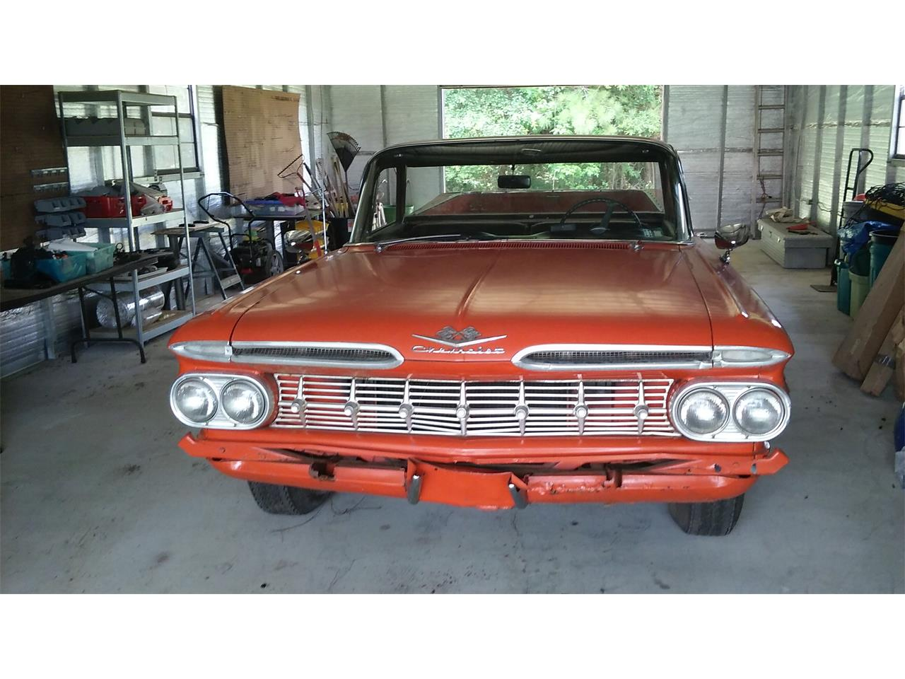 Large Picture of Classic '59 Chevrolet El Camino - $9,500.00 - IWY1
