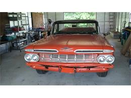 Picture of Classic '59 Chevrolet El Camino located in Darlington South Carolina - $9,500.00 - IWY1
