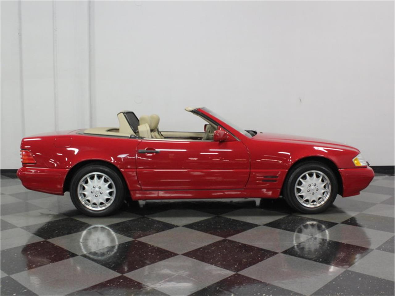 Large Picture of '98 SL500 - IWZ4