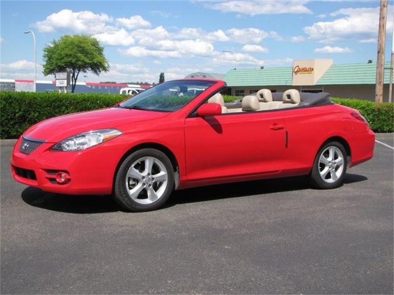 Large Picture Of 07 Solara Sle Convertible Iwzr