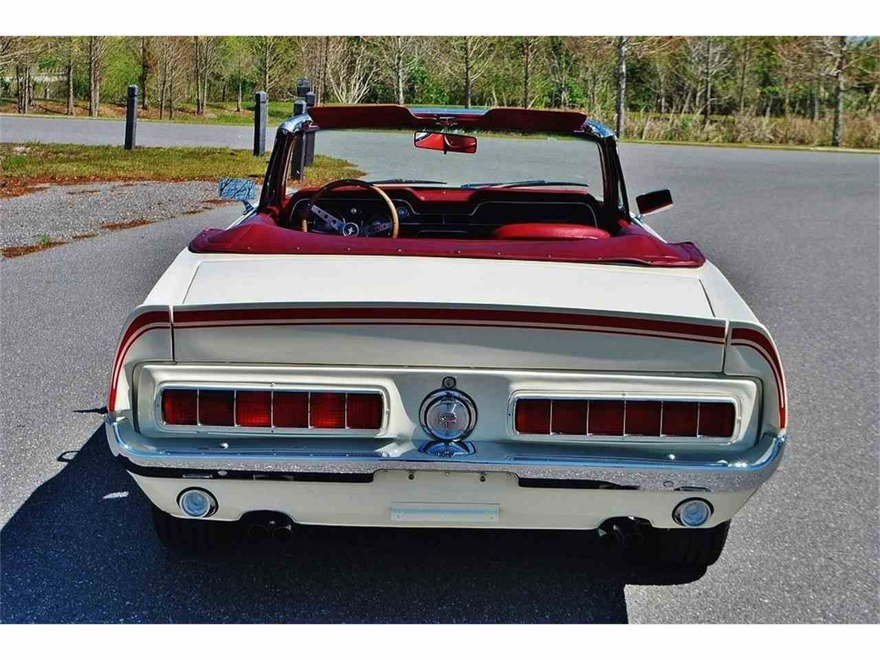 Large Picture of '67 Mustang - IWZZ