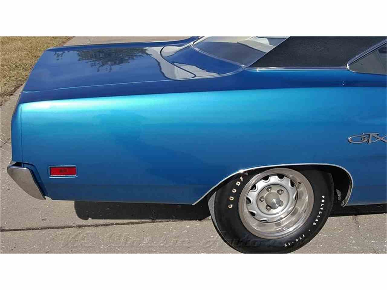 Large Picture of '70 GTX R-Code Hemi  Automatic - IX01