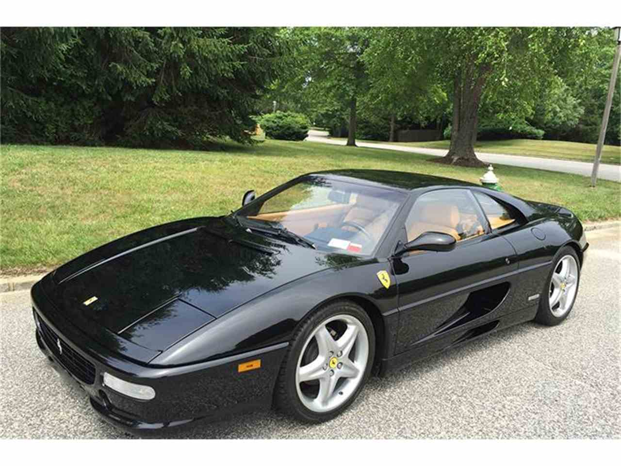 Large Picture of '97 Ferrari 355 located in Southampton New York - $105,000.00 - IX8X