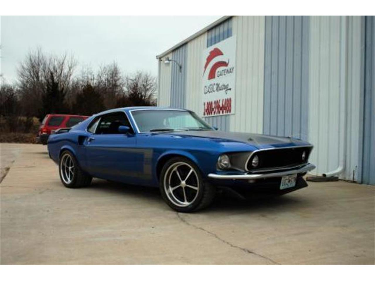 1969 Ford Mustang Mach 1 For Sale Cc 882931 Dodge Charger Color Chart Large Picture Of 69 Ix9v