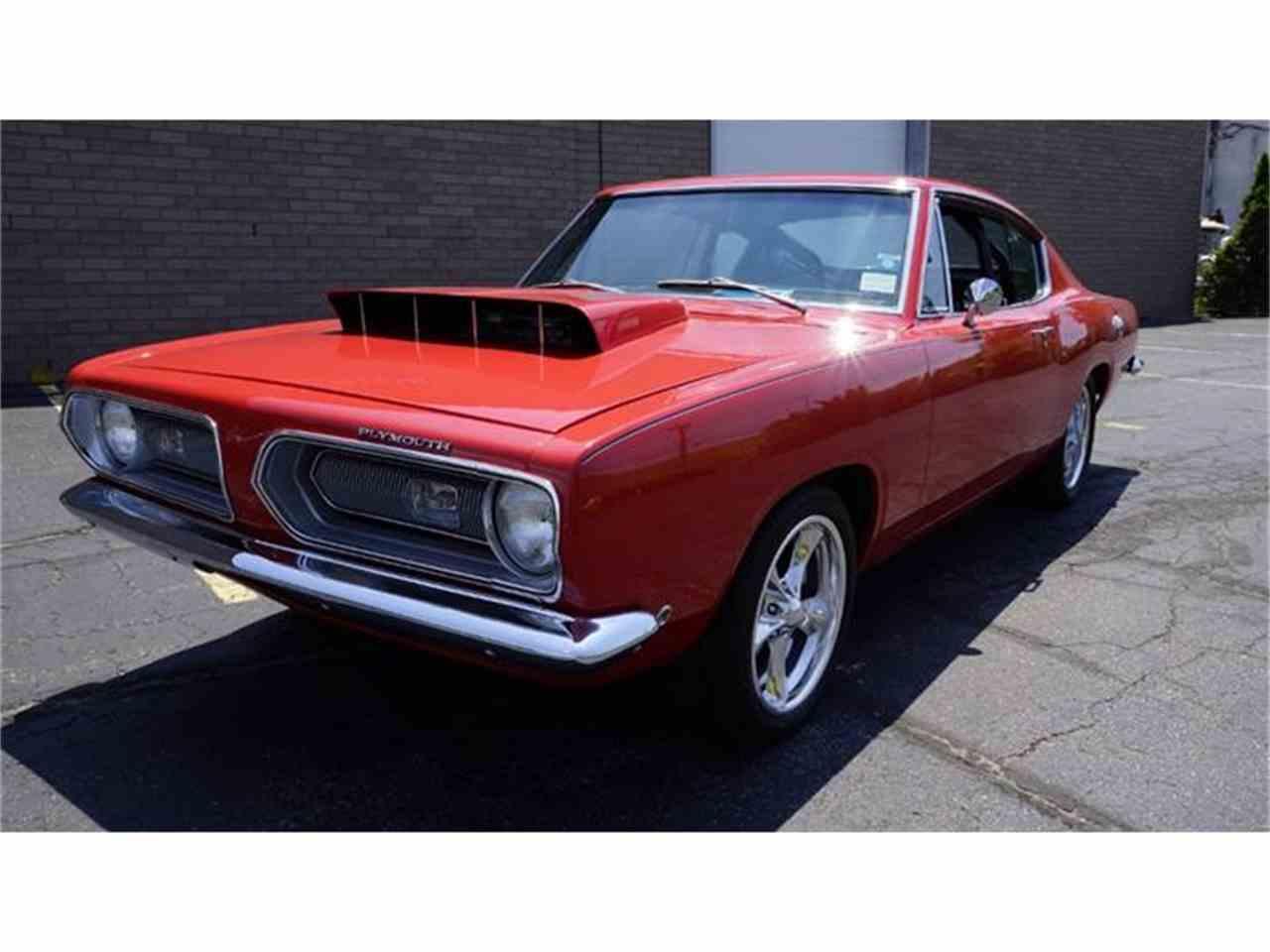 1968 Plymouth Barracuda for Sale | ClassicCars.com | CC-882975