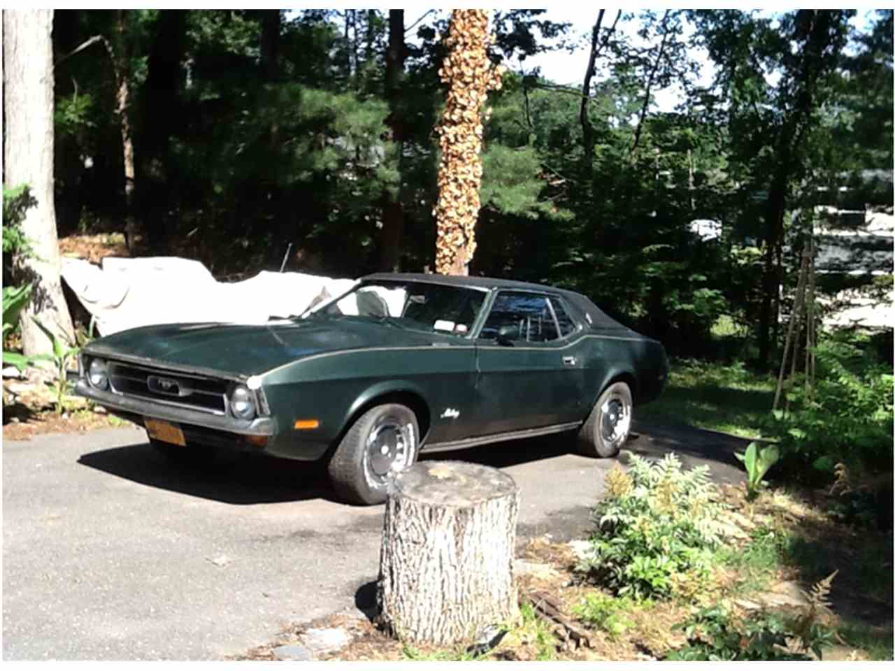 Large Picture of '72 Mustang - IXBD