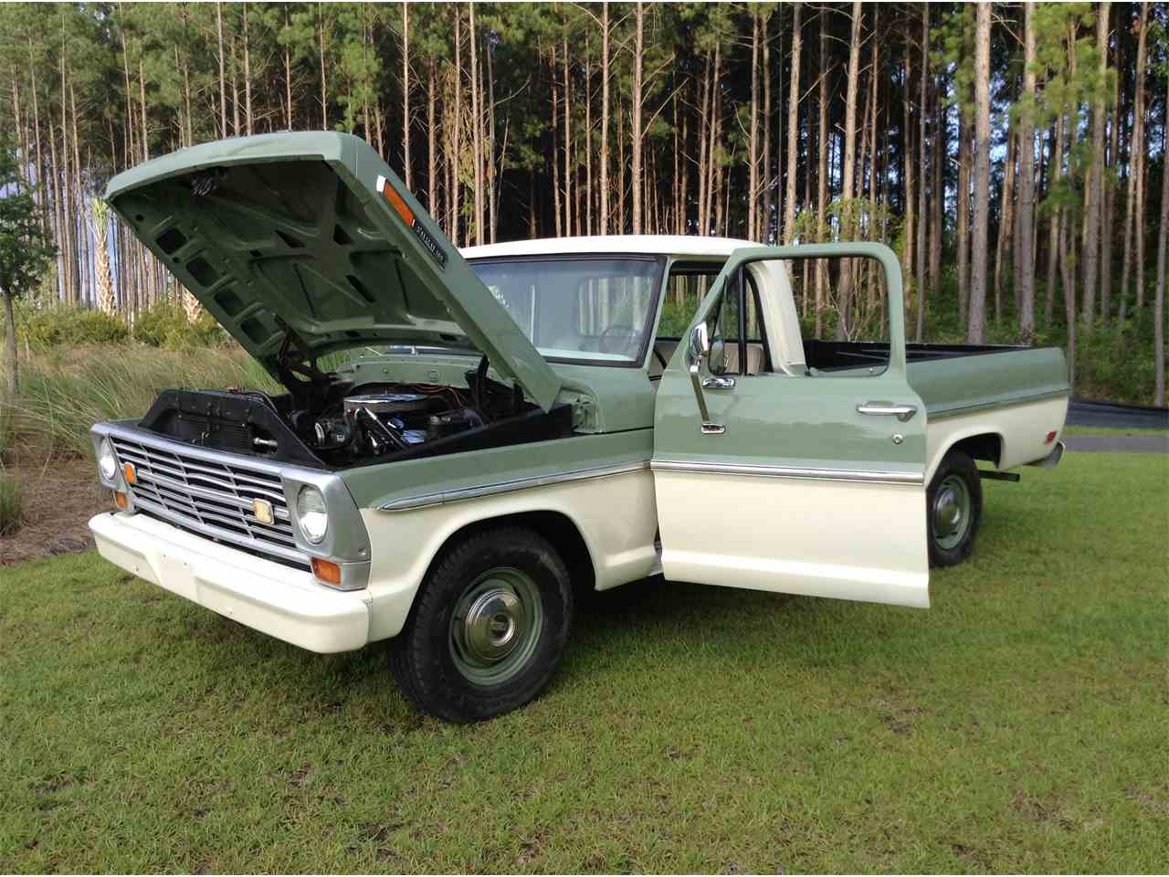 Large Picture of '68 F100 - IVB9