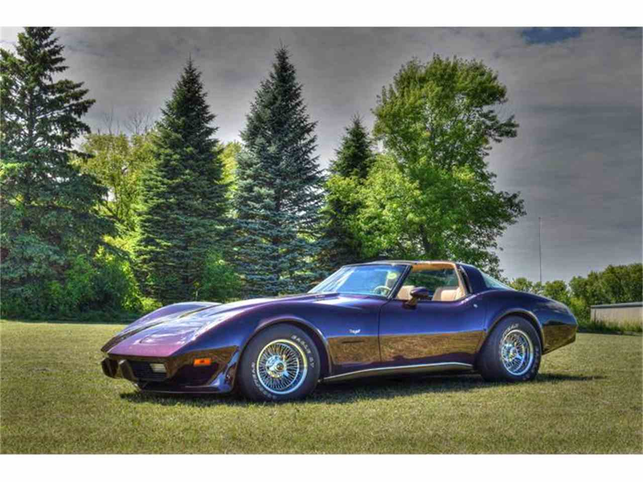 Large Picture of '79 Corvette - IVBB