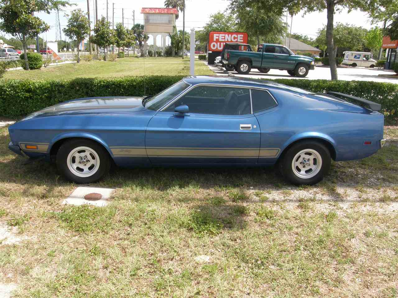 Large Picture of '73 Mustang Mach 1 - IY4M