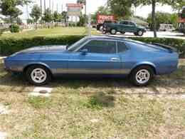 Picture of '73 Mustang Mach 1 - IY4M