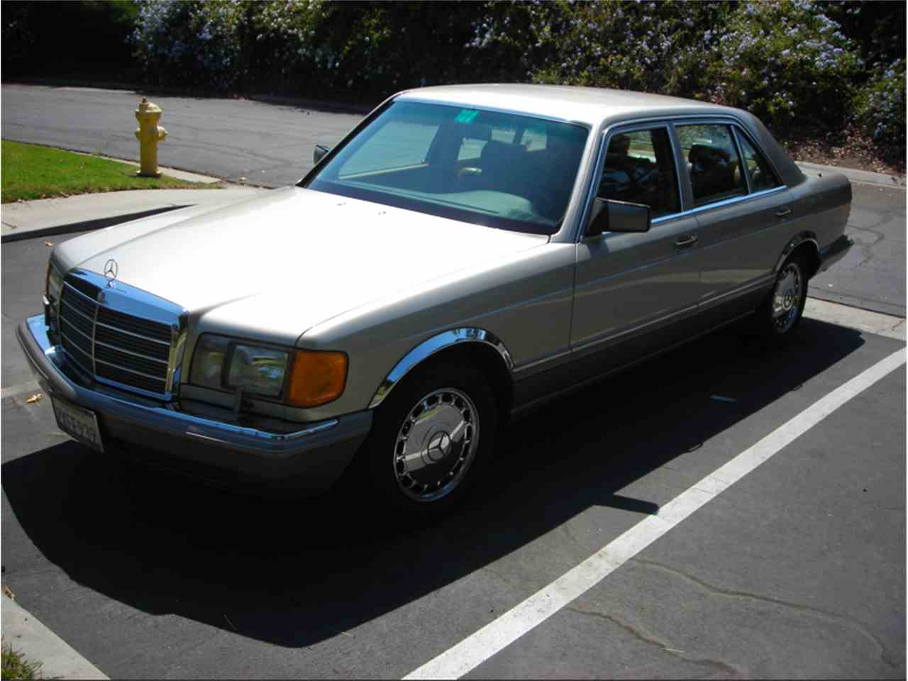 Large Picture of '91 560SEL - IY4N