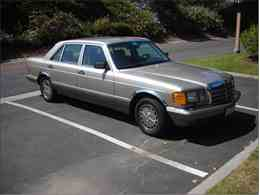 Picture of '91 560SEL - IY4N