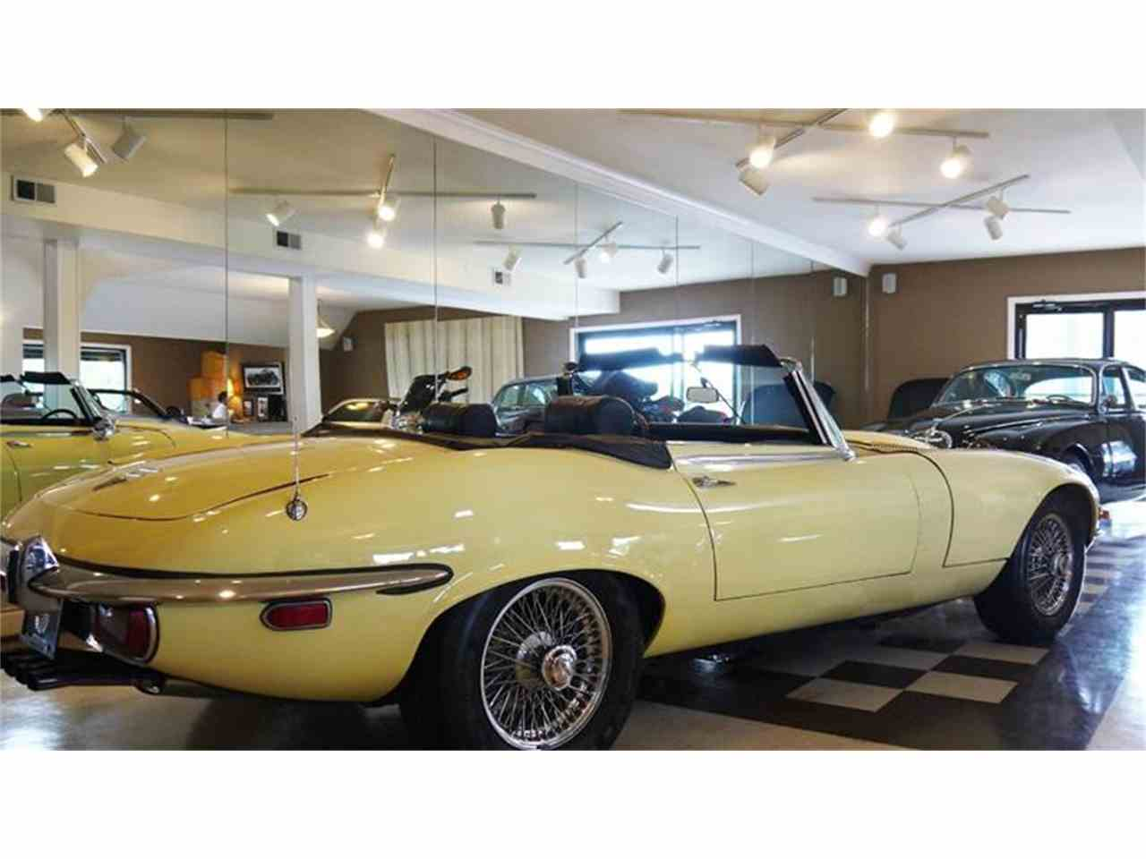 Large Picture of '73 E-Type - IY79